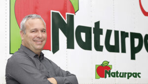 Nomination Philippe Masse Naturpac agro quebec