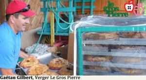 Gaétan Gilbert, Verger Le Gros Pierre