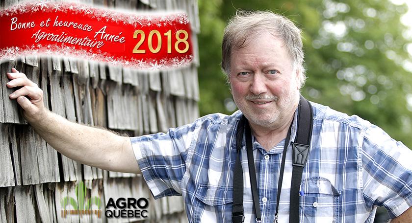 Bilan 2017 Agro Quebec