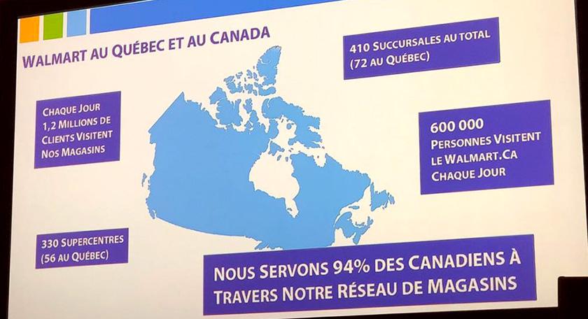 Laurent Duray Walmart Agro Quebec CTAQ