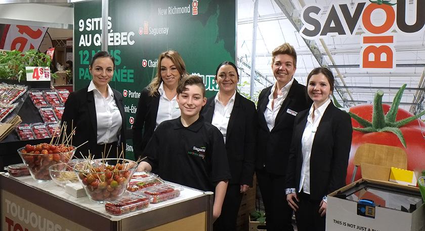 Expo Manger Sante Agro Quebec