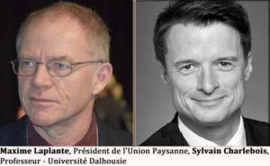 Maxime Laplante - Sylvain Charlebois