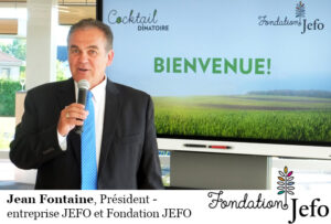 Jean Fontaine Fondation Jefo