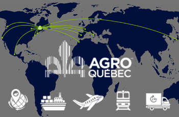 Exportation agroalimentaire AgroQuebec
