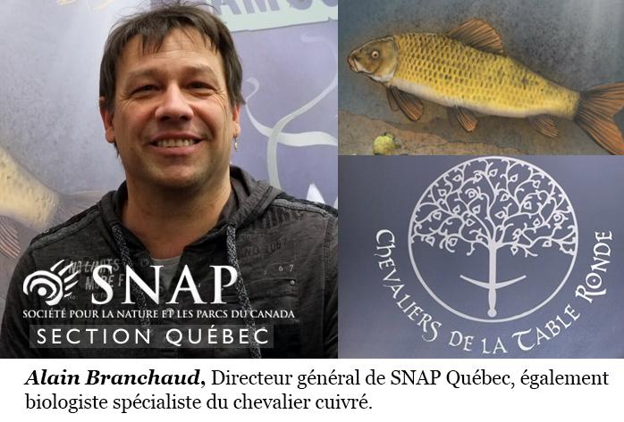 Alain Branchaud Directeur général SNAP Québec