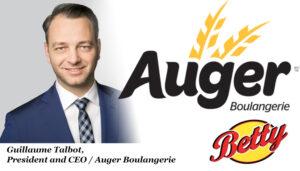 Guillaume Talbot President CEO Auger Boulangerie
