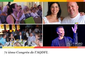 Congrès AQDFL 2018