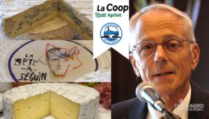 Daniel Leduc Fromagerie Ile-aux-Grues