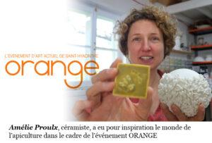 Amélie Proulx, ORANGE