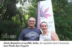 Vignobole Aux Pieds des Noyers