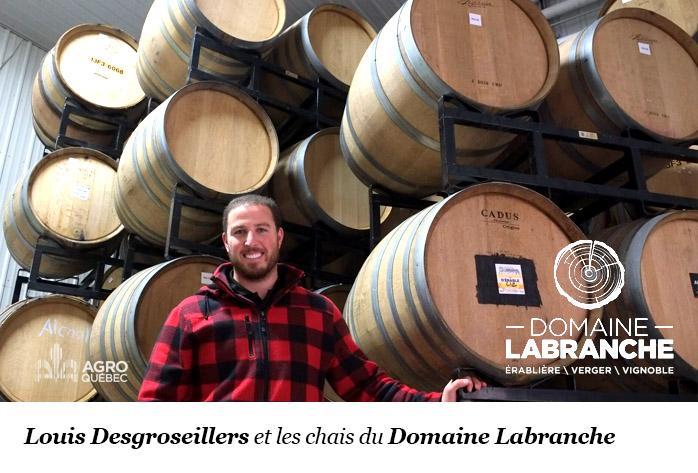 Louis Desgroseillers