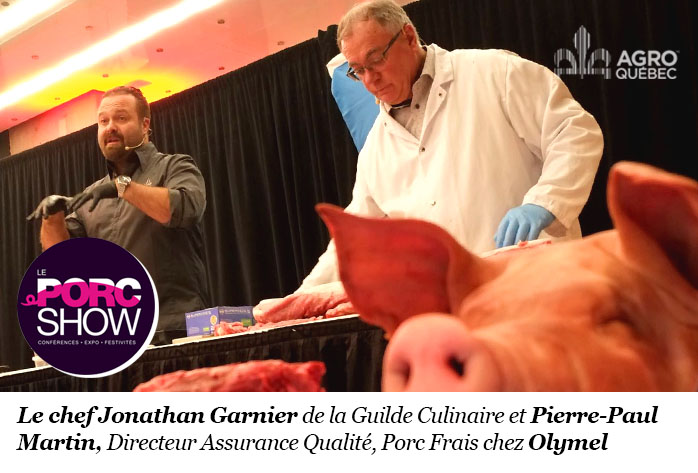 Jonathan Garnier, Guilde Culinaire et Pierre-Paul Martin