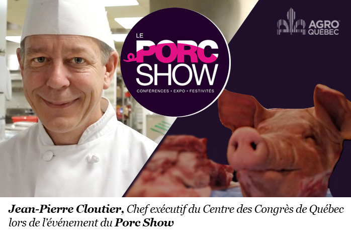 Chef Jean-Pierre Cloutier