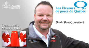 Impasse Ottawa Pekin, Porc du Québec, Blogue, Lionel Levac